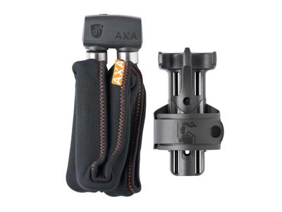 AXA 1000 - Länklås - 100 x 10mm - Inkl. Nyckel och hållare
