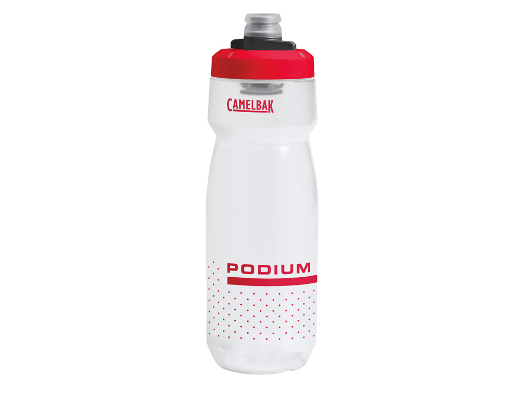 Image of   Camelbak Podium - Drikkedunk 710 ml - Fiery Red - 100% BPA fri