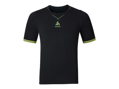 Odlo Ceramicool - Basis t-shirt - Sort