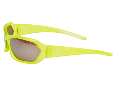 Lazer - Løbe- og Cykelbrille - Electron EC1 - Udskiftelige linser - Crystal flash yellow