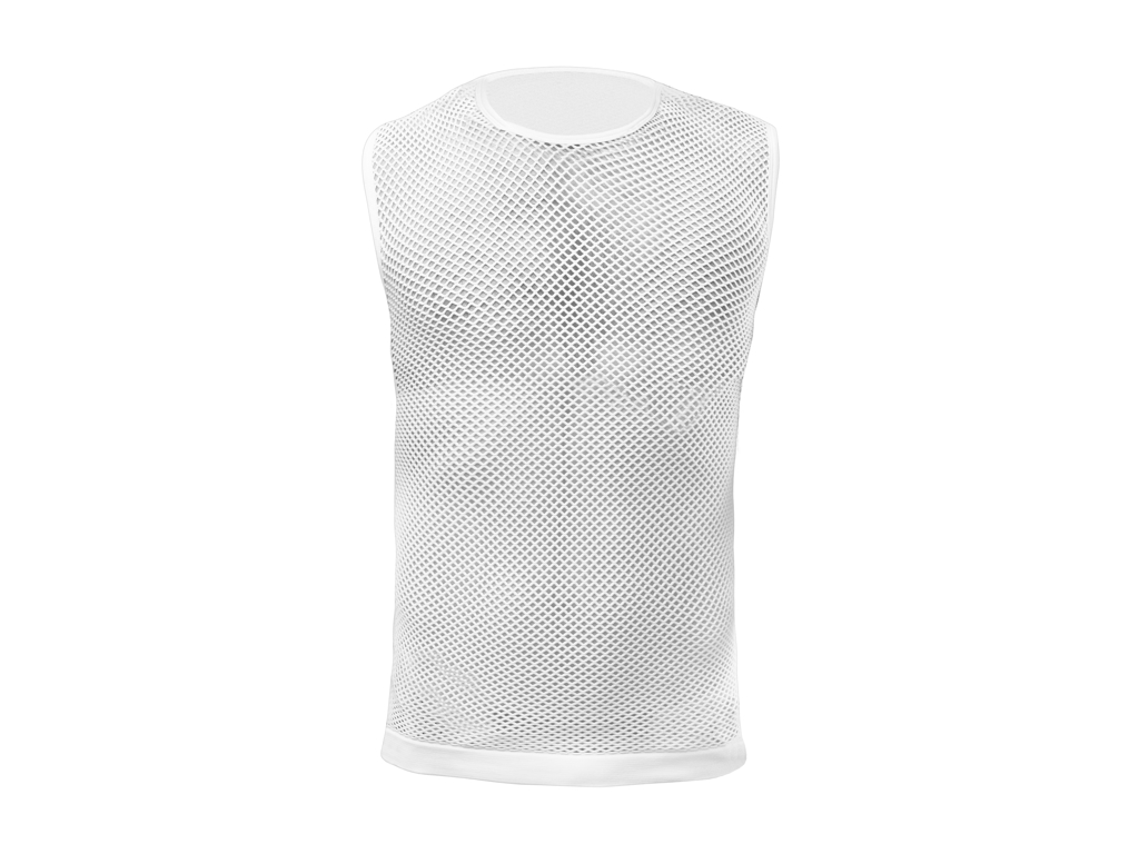 Image of   GripGrab 3-Season SL Base Layer 6012 - Svedundertrøje u. ærme - Hvid - Str. XL/XXL