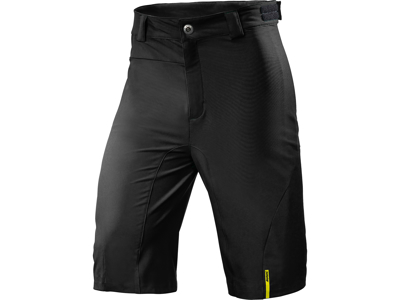 Mavic Crossride Short- Loosefit cykelshorts - Sort - Str. M
