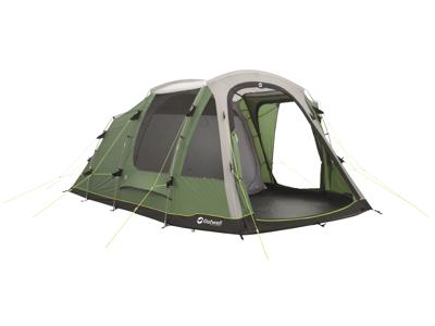Outwell Dayton 5 - Tält - 5 personers - Grön/grå