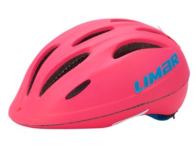 Limar - Cykelhjelm - 242 - Mat pink