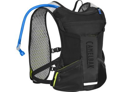 Camelbak Chase - Ryggsäck/Bike Väst 4L med 1,5 L vattenbehållare - Svart