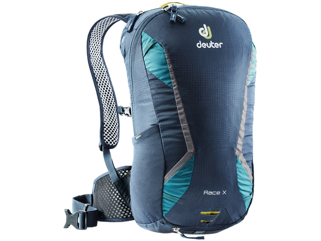 Image of   Deuter Race X - Rygsæk - 12 liter - Marineblå