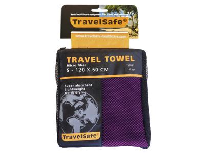 TravelSafe Traveltowel Microsoft XS - Rejsehåndklæde 80X40 cm