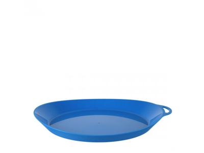 LifeVenture Ellipse Plastic Camping Plates - Lätt tallrik - Blå