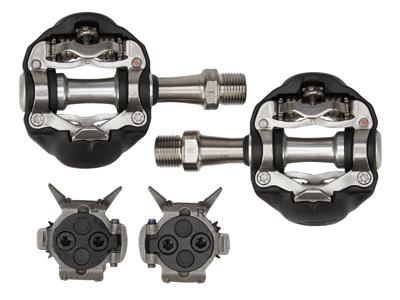 Speedplay SYZR Titanium - MTB pedaler - Sort