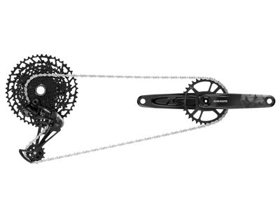 Sram NX Eagle Geargruppe - DUB - Boost - 1 x 12 gear