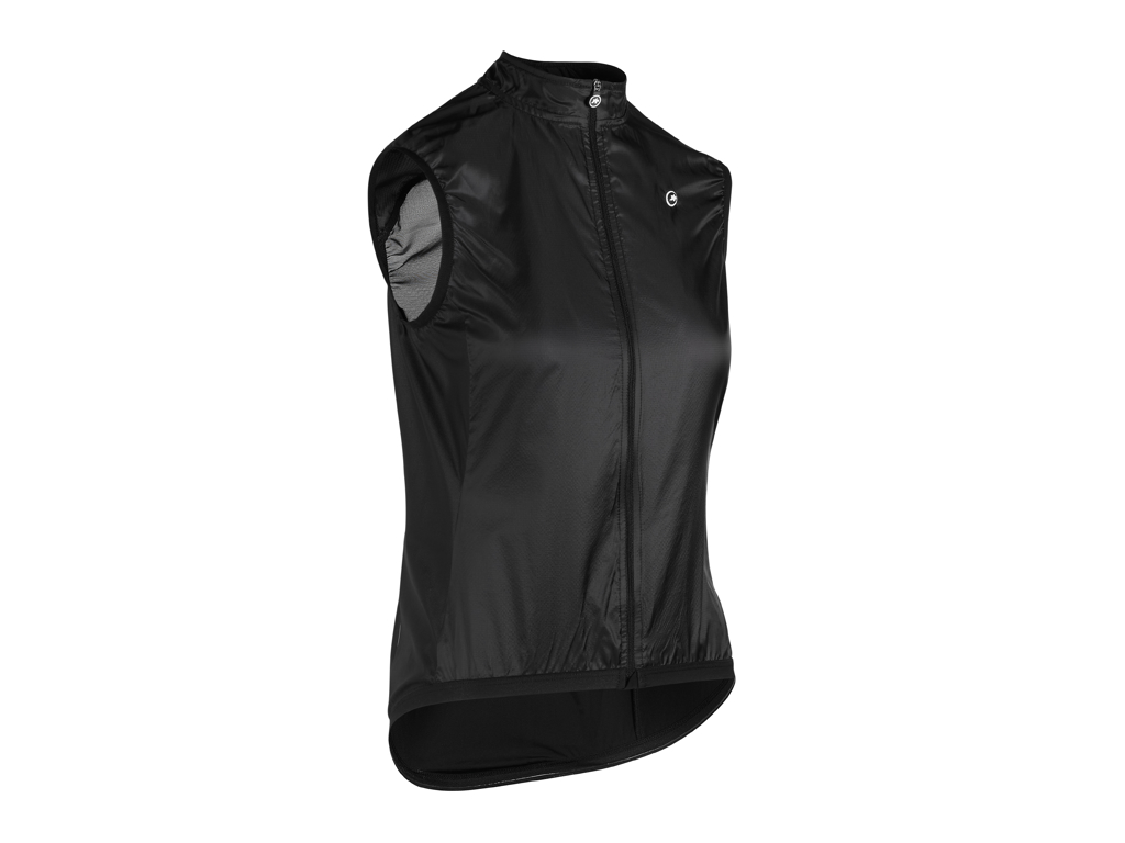 Image of   Assos Uma GT Wind Vest - Cykelvest - Dame - Sort - Str. XL