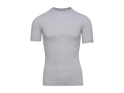 Diadora SS T-shirt ACT - Svedundertrøje - Herre - Hvid