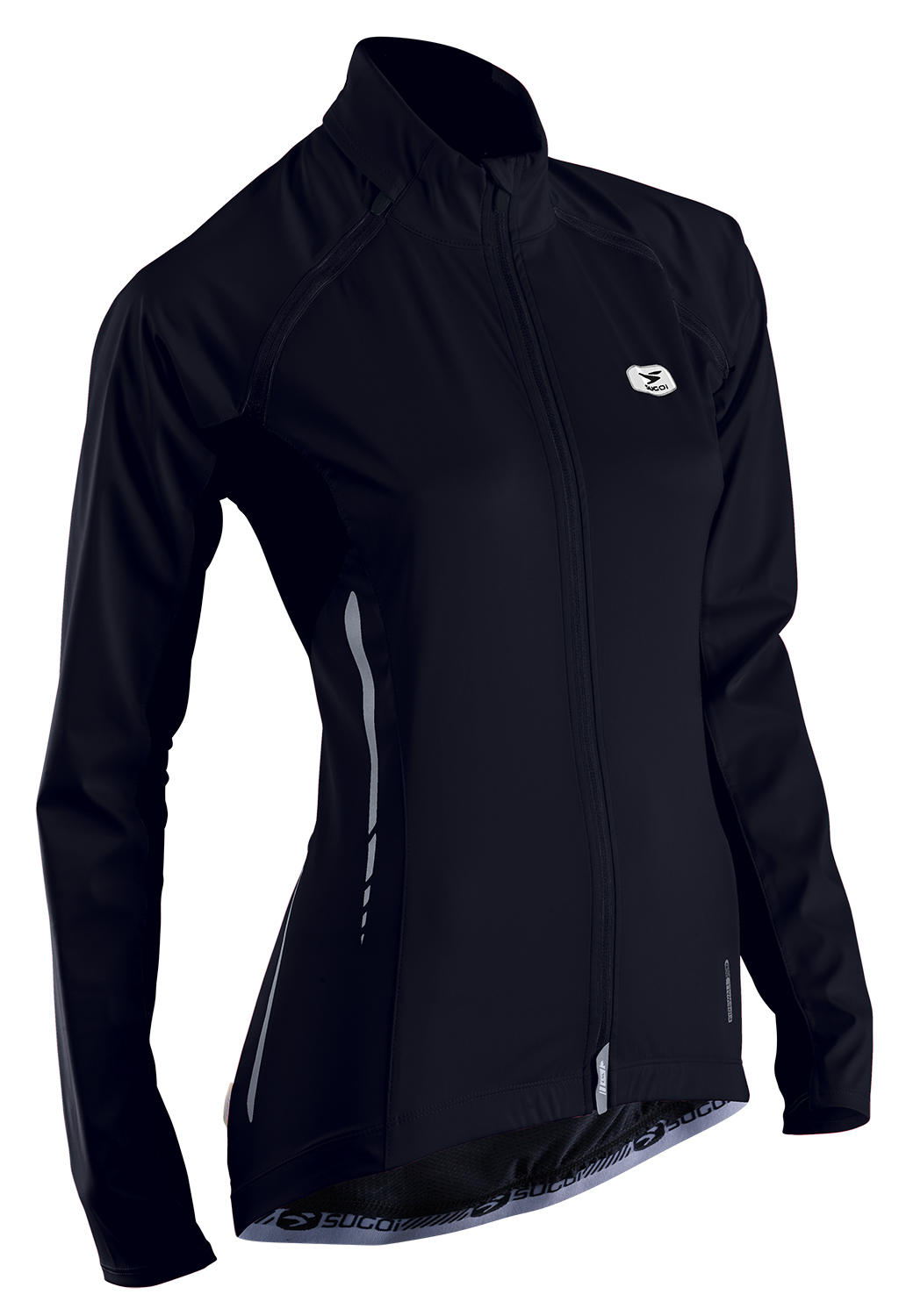 SUGOi RS 120 Convertible - Cykeljakke til damer - Sort | Jackets