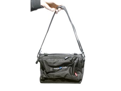 KLICKfix - Daypack BOX  - Sort 8 liter