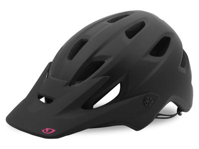 Giro Cartelle Mips - Cykelhjelm Woman - Mat Sort/Pink