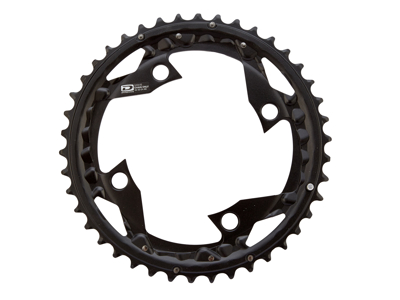 Klinge 42 tands Shimano SLX FC-M670 Triple 10 gear
