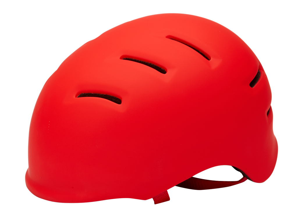 AGU HELMET HAWK RED L/XL thumbnail