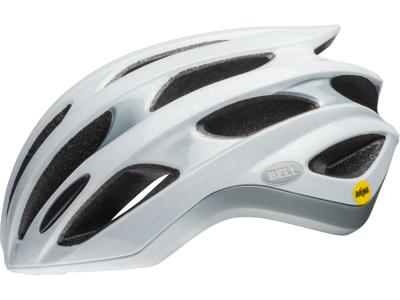 Bell Formula Mips - Cykelhjelm - Hvid/Sølv