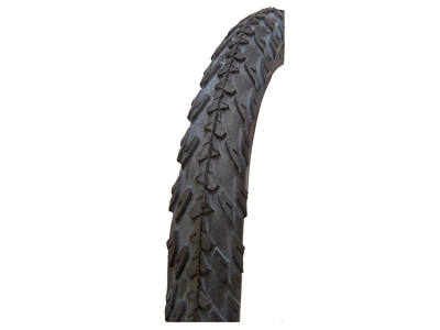 GRL dæk - 1161 med 3 mm punkteringsbeskyttelse - Str. 14x1.5/8-1.3/8 (37-288) - Sort