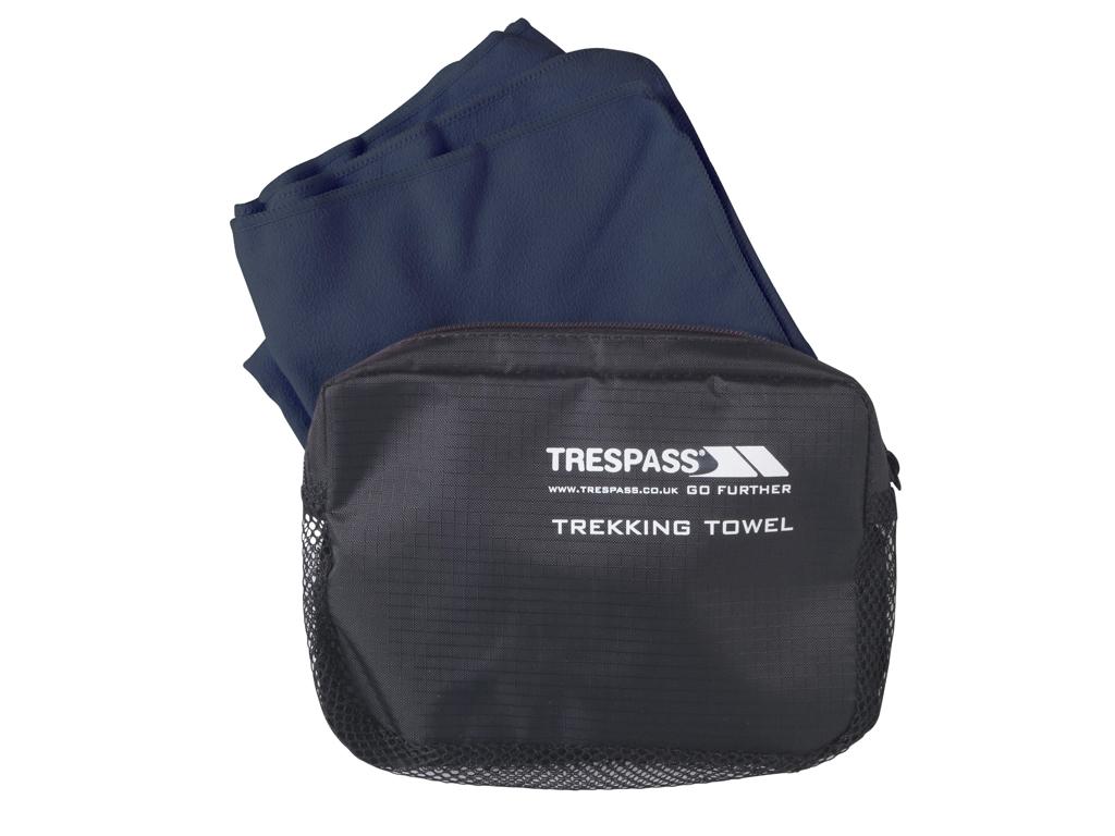 Billede af Trespass Soaked - Håndklæde antibakteriel - Navy blue