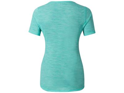 Odlo dame shirt - Revolution TW Light - Mintgrøn melange