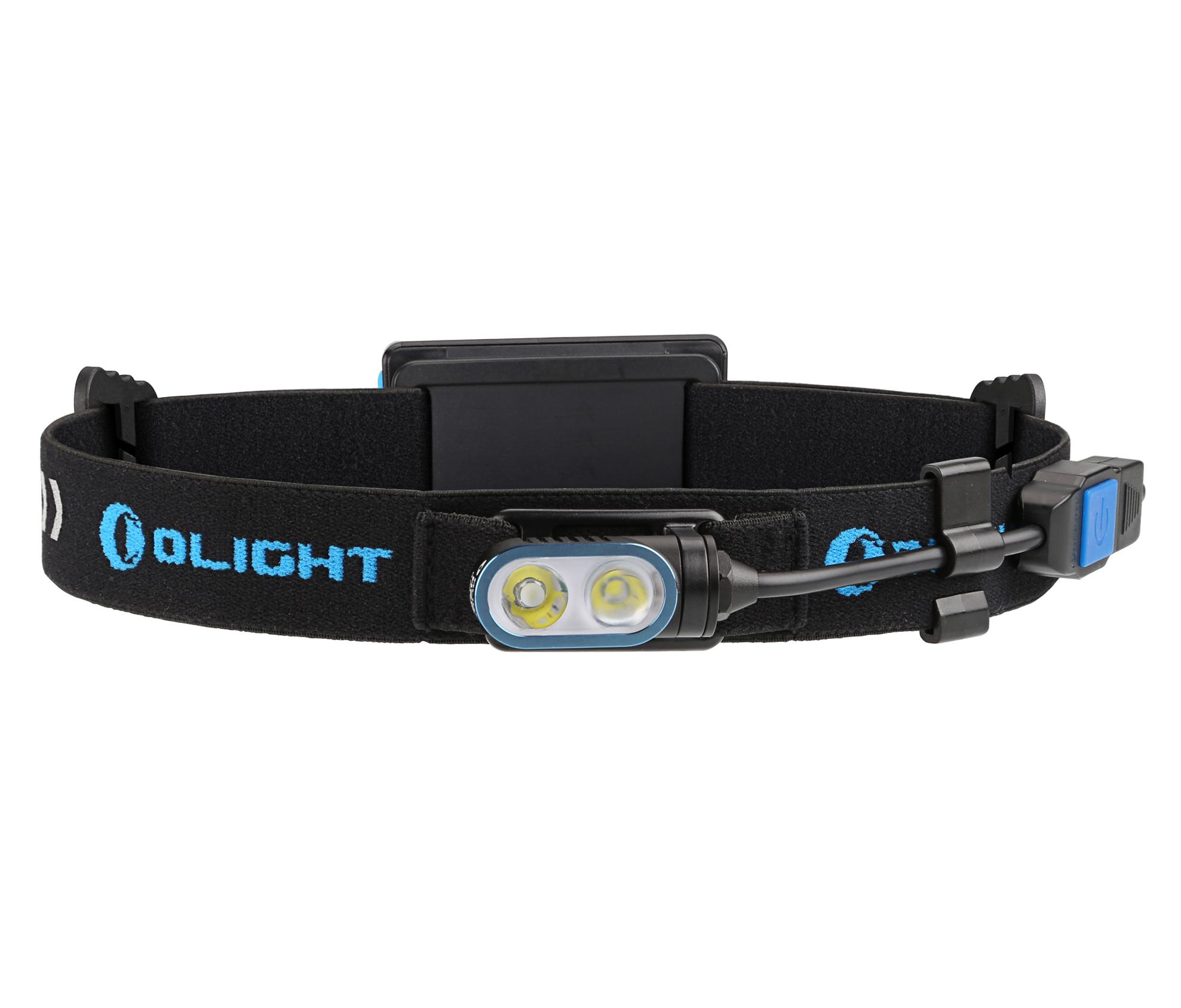 Olight HS2 Headlamp - Pandelampe - Genopladelig - Sort   Headlamp