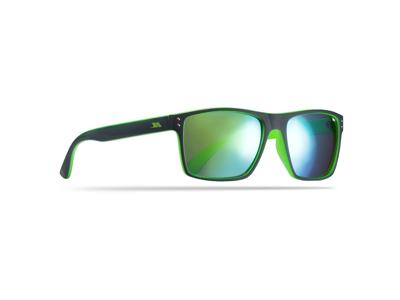 Trespass Zest - Sportsbrille - Sort/Grøn