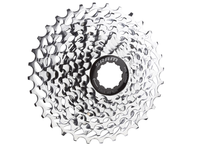 Sram PG-1050 kasette - 10 gear - 11-36 tands - X7/Rival