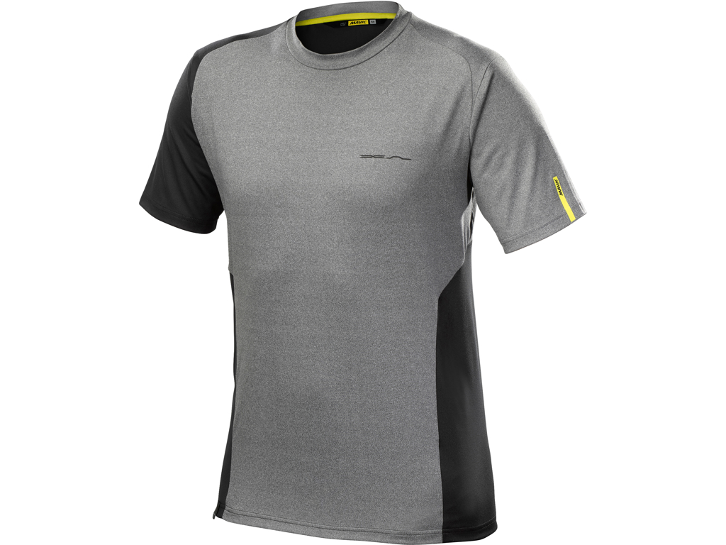 Image of   Mavic XA Elite Jersey - MTB cykeltrøje - Grå/sort - Str. L