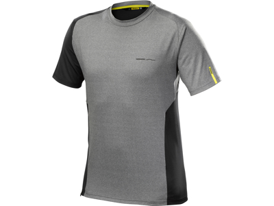 Mavic XA Elite Jersey - MTB Cycling Jersey - Grey / Black
