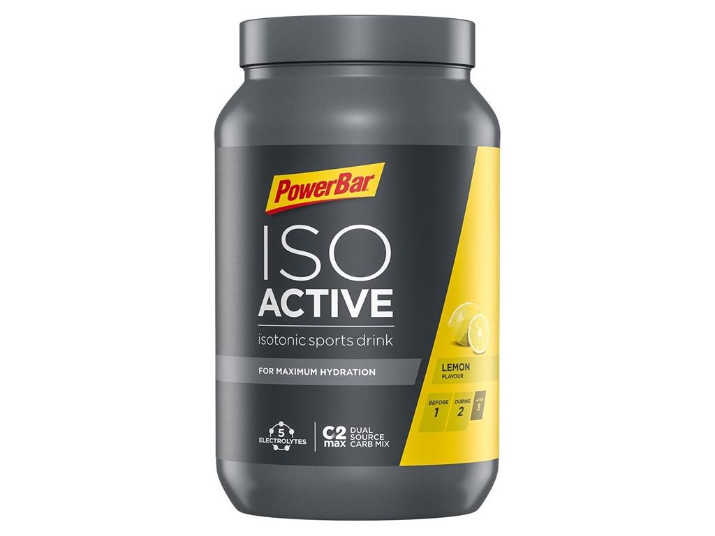 Powerbar IsoActive - Lemon 1.320 gram