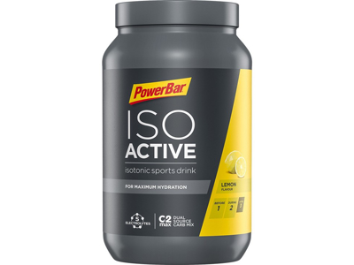 Powerbar IsoActive - Lemon 1.320 gram