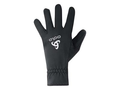 Odlo - Jogger 2.0 gloves - Løbehandsker - Sort