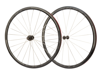 Atredo - Hjulsæt - 700c - Ultralight - Clincher - Sort