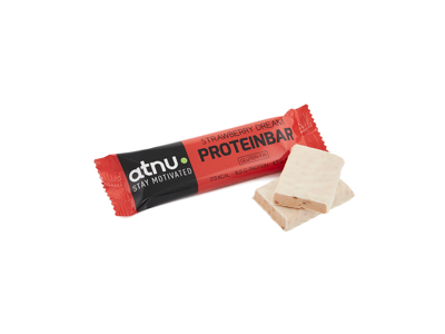Atnu Proteinbar - Jordgubbe - 50 gram