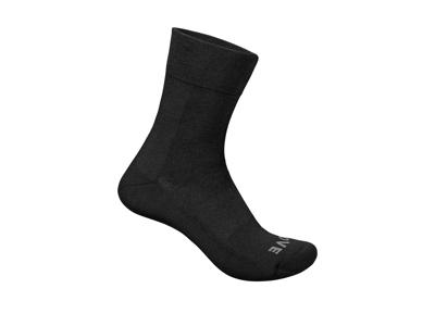 GripGrab Thermolite Winter Sock SL - Sykkelsokker - Svart