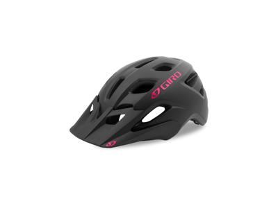 Giro Verce Mips - Cykelhjelm - Str. 50-57 cm - Mat Sort/Pink