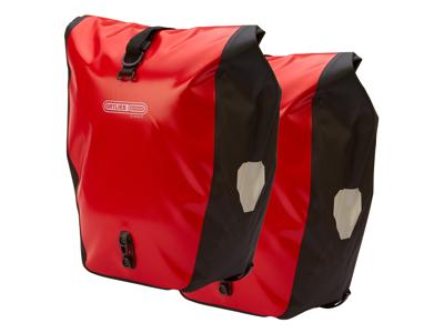 Ortlieb - Back-Roller Classic - Rød/Sort 2 x 20 liter