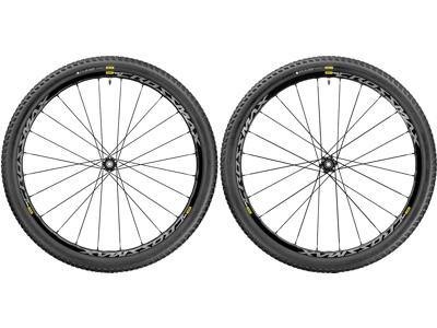 Mavic Crossmax Elite - MTB hjulsæt inkl. dæk - Sort - 29x2,25