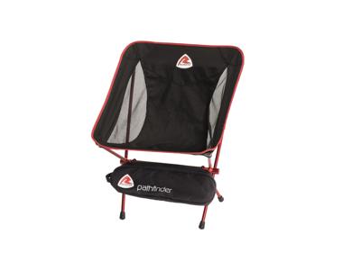 Robens Pathfinder Chair - Hopfällbar stol - 50 x 45 x 65 cm - Röd
