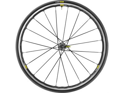 Mavic Ksyrium Elite UST - Tubeless bakhjul med däck - Shimano/Sram - 700 x 25c