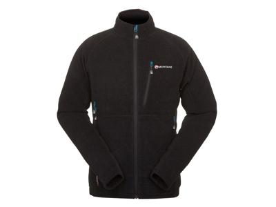 Montane Volt Jacket - Fleecejakke Mand - Sort