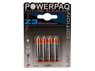 Batterier Super Alkaline AAA