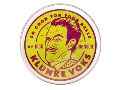 Dick Johnson - Klunke Voks - Til beskyttelse af klunkerne