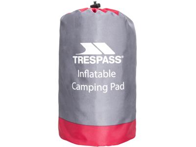 Trespass Night Hive - Luftmadras på farten - 185 x 55 x 3cm - Rød