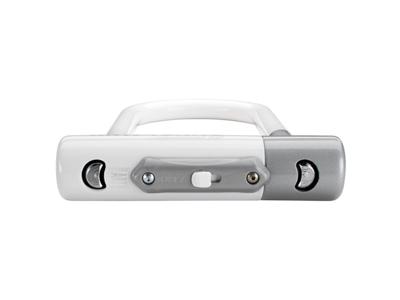 Kryptonite bøjlelås - Kryptolok 2 Mini 7 - U-Lock 8,2x17,8cm - Hvid