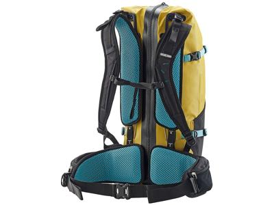 Ortlieb Atrack - Vandtæt rygsæk - Sennep - 25 liter