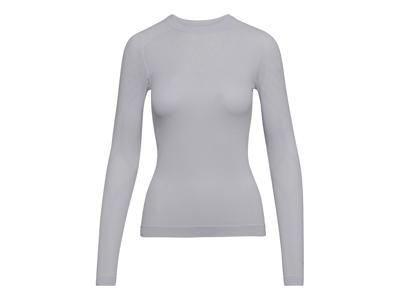 Diadora L. LS T-shirt ACT - Svedundertrøje Lange Ærmer - Dame - Hvid