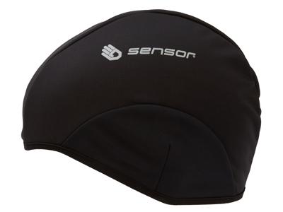 Sensor hjelmhue - Vindtæt - Sort
