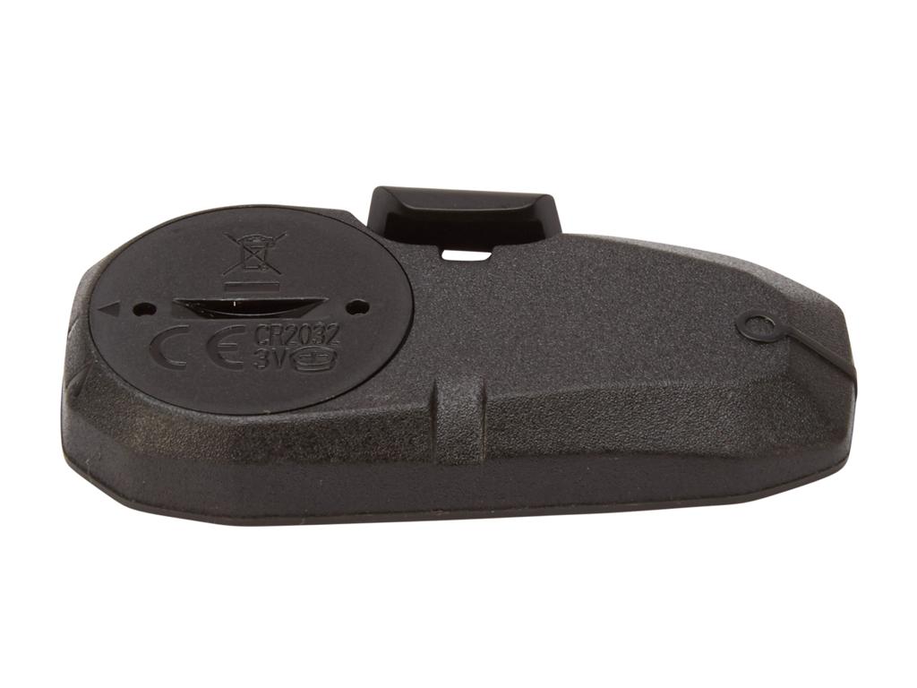 Atredo - Sensor till cykeldator - Med CR2032 batteri - Plast - Svart